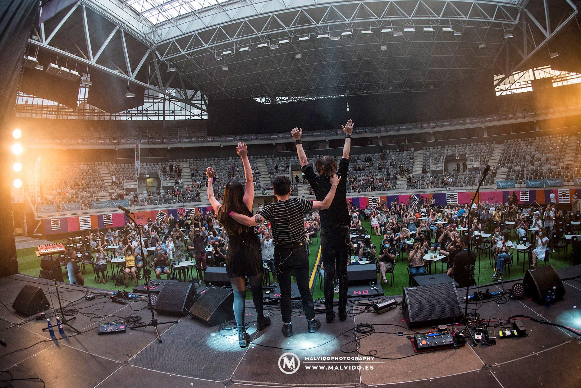 CAPSULA en el Korterraza Festival de Vitoria