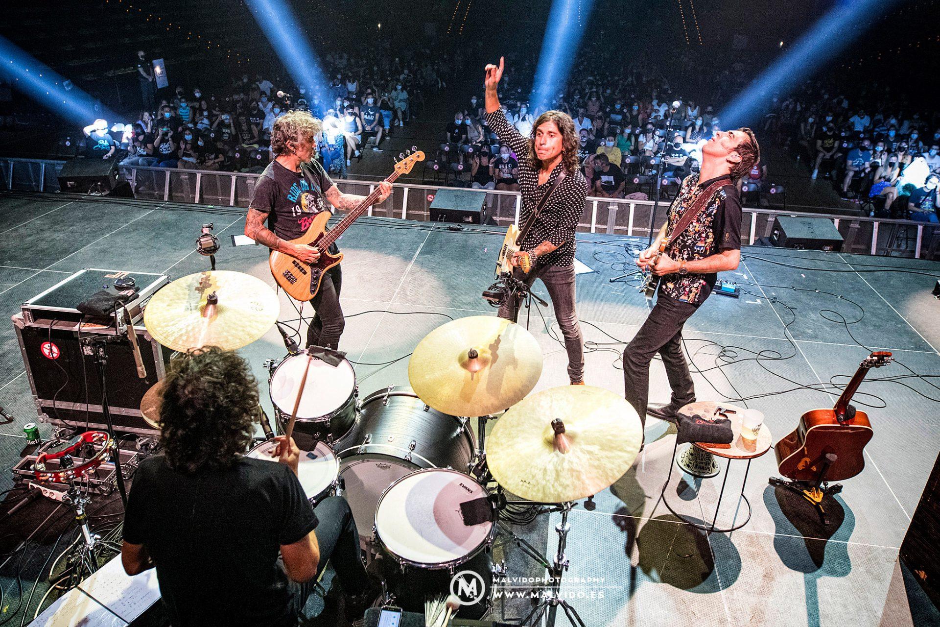 RULO Y LA CONTRABANDA en Bilbao Arena